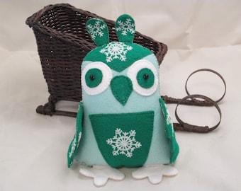 Owl - Christmas 2016