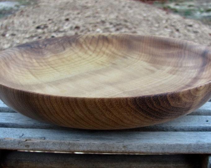 Myrtle Wood Dish, Myrtle Wood Platter, Myrtle Wood Plate, Hand Made