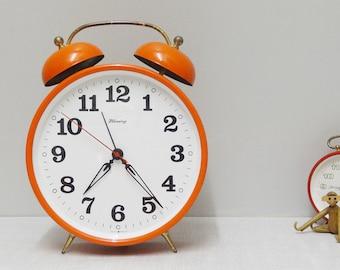 XL bells alarm clock by blessing 70s J.