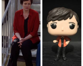"Custom Funko Pop: Serena Campbell from ""Holby City"""