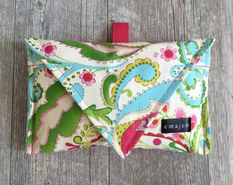Pick Your Own Fabric, emajen, emajendesigns, imagine, diaper clutch, diaper and wipe, diaper bag, diaper holder, new mom, shower gift
