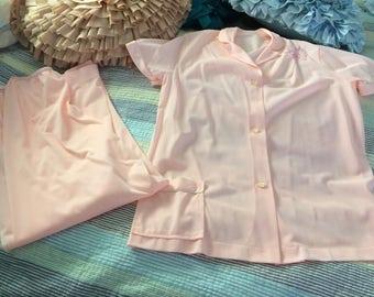 Lorraine 2 Piece Pajama Set
