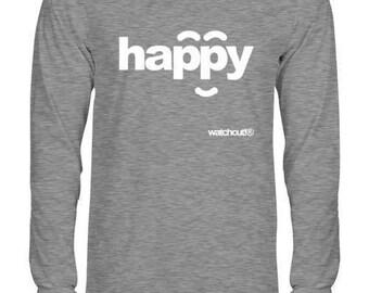 X LARGE Happy
