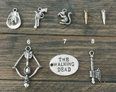 The Walking Dead Inspired Zombie Apocalypse Charm Add On