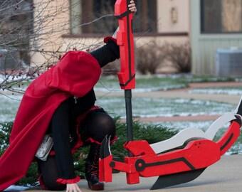 Rwby ruby rose custom cosplay