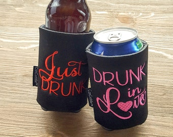 Valentine's Day Gift, Valentines Gift, Beer Gift for Him, Gift for Boyfriend, Gift Set of 2 CAN CUDDLER ®& free KOOZIE ® with purchase