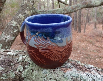 Owl coffee mug.....enjoy your morning java while protected by an owl