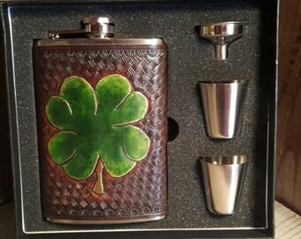 Flask, Hip Flask, Boot Flask, Irish Flask