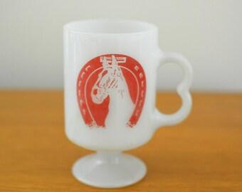 Horse Milk Mug