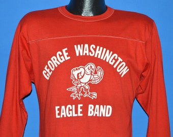 80s George Washington Eagle Band t-shirt Medium
