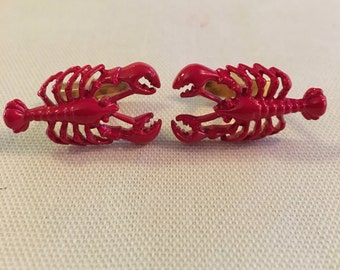 Lobster Cuff Links