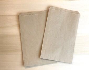 25 Favor Bags / Treat Bags / Kraft Bags / Brown Bags / Paper Bags / Wedding Favor / Cookie Bags / Wedding Candy Bag  Wedding Favor Bag