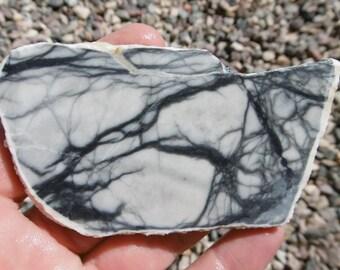 Utah Striped Marble Slab  (80X50X7.5)