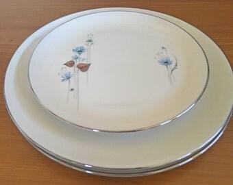 Vintage Edgerton Plates - Group of 3