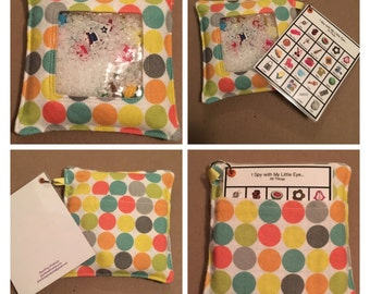 First Words I Spy Bags