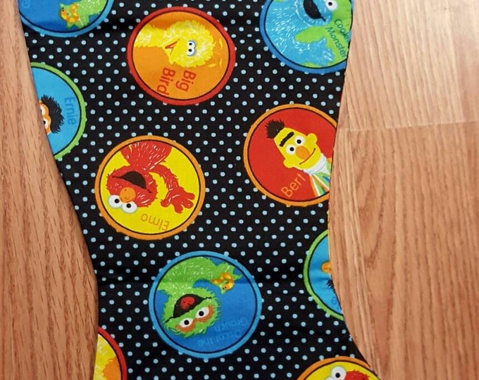 Sesame Street Christmas Stocking