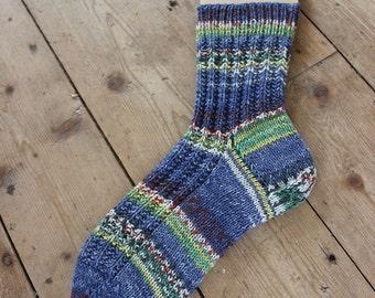 Bram socks size EUR 44/45 (US 10 1/2, 11)