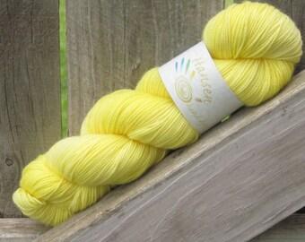 Peep - Twisty BFL - BFL/Nylon - Hand Dyed Sock Yarn