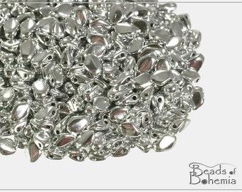 5 g Labrador Full Czech Gekko Beads 3x5 mm (10952)