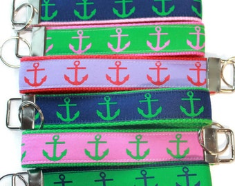 New Anchor Designs (Exclusively Pickled Preppy) Key Chains