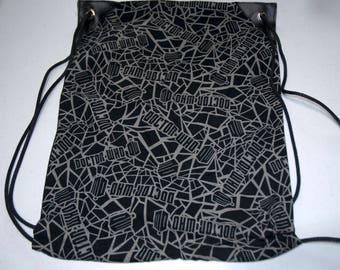 Doctor Who Tardis Drawstring Bag