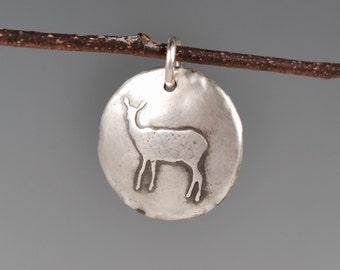 Doe totem-talisman-amulet-charm-deer