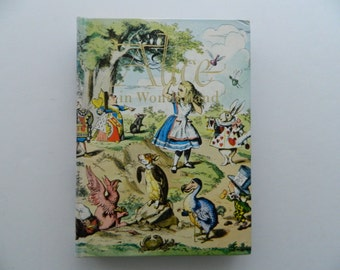 Alice in Wonderland and Through the Looking Glass.