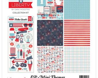 Echo Park Mini Theme Kit - Sweet Liberty