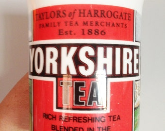 Rare and highly collectable Taylors of Harrogate Yorkshire Tea bone china mug Like tea used to be