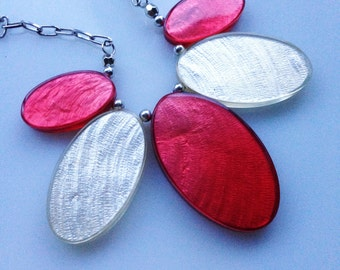 Flat Oval Beads Etsy