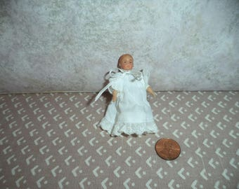 1:12 scale Dollhouse Miniature baby