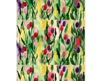 Spring Tulips Wrapping Paper | Made in Australia