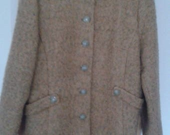Wool Blazer Jacket