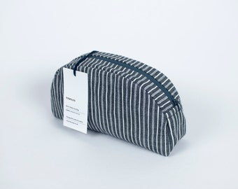 Organic cotton make-up bag