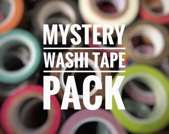 Mystery Pack - Washi Tapes
