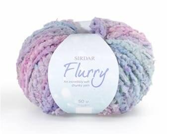 Sirdar Flurry Knitting Yarn
