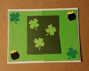 St Patrick's Day Greeting Cards x