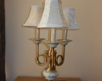 Candelabra lamp | Etsy