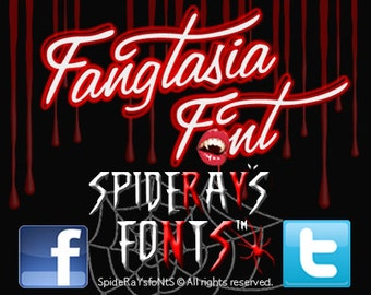 FangtasiaFont Commercial Font