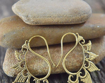 Vikings Earrings,Boho Earrings, Ethnic Earrings, Gipsy Earrings, Indian Earrings, Bohemian Earrings, Yoga Jewellery