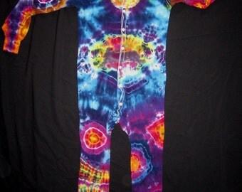 Psychedelic Union Suit, Men's Large