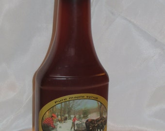 500 ml Squeeze Bottle Pure Maple Syrup