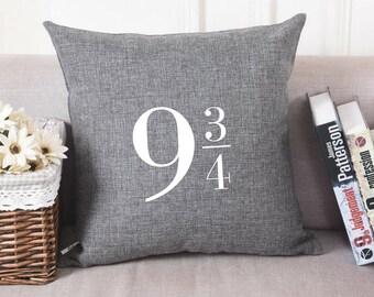 Harry Potter - Platform 9 3/4 | Pillow Cover