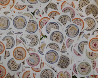 Sticker Pack || 11 Scout Patch Stickers
