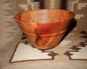 Madrone Burl Bowl