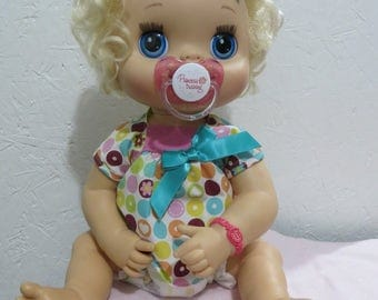 Baby Alive Pacifier for MY BABY ALIVE 2010 Interactive Doll - Princess in Training - Please read description
