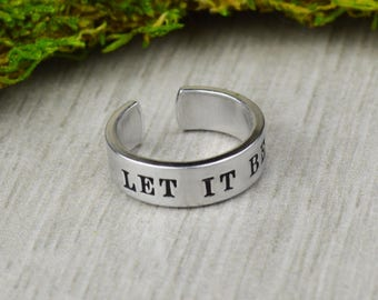 Let It Be Ring