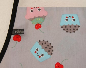 Apron *cupcake* for kids