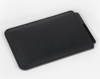 iPad Mini Leather Case - iPad Cover - iPad Mini 2, 3, 4 Cover  - Felt and Leather Case
