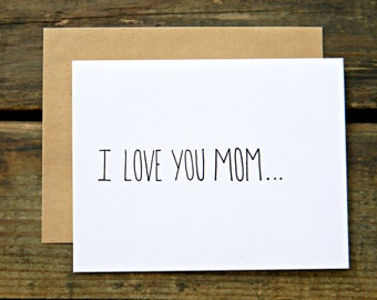 Paleo/ Crossfit/ Fitness Valentines/Mother's Day Bacon Card